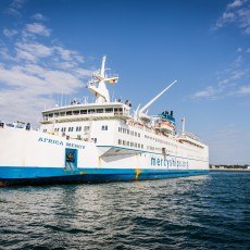 Mercy Ships - Africa Mercy