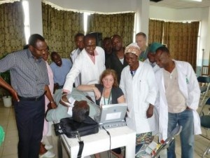Mercy Ships | Ultrasound Course
